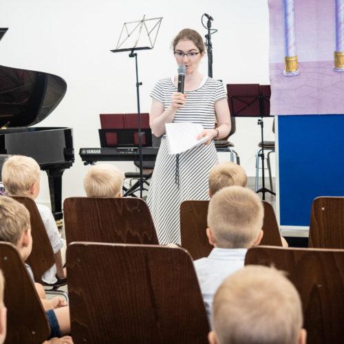 In Der Sonntagschule