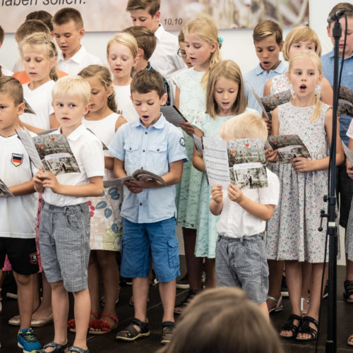 Kinderlied Im Gottesdienst
